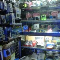 Photo taken at Parkir Cell Blackberry shop by Dadank K. on 9/1/2012
