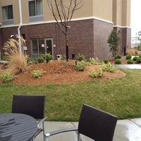 Photo taken at Fairfield Inn & Suites Wichita Downtown by Dave J. on 3/22/2012