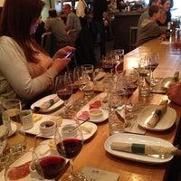 Photo taken at Salt Tasting Room by Sonya H. on 5/23/2012