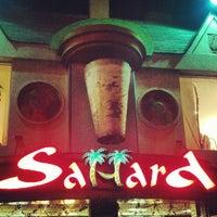 Photo taken at Sahara Restaurant Best Mediterranean food In Brooklyn NY by Amir A. on 5/12/2012