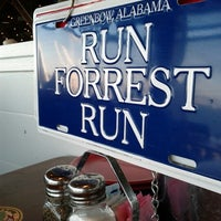 Photo taken at Bubba Gump Shrimp Co. by Marcelo F. on 9/11/2012