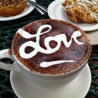 Photo taken at Macy's European Coffeehouse & Bakery by Kari L. on 7/28/2012