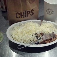 Photo taken at Chipotle Mexican Grill by Valerie A. on 6/21/2012