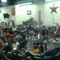 Photo taken at 20th Century Cycles by TimelessLisa M. on 8/21/2012