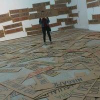 Photo taken at MARCO Vigo by Nerea F. on 4/21/2012