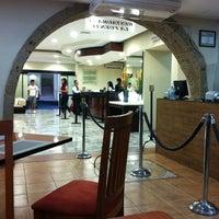 Photo taken at Malibu Hotel by CARLOS G. on 4/7/2012