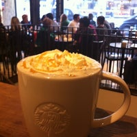 Photo taken at Starbucks by Vicent L. on 3/1/2012