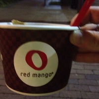 Photo taken at Red Mango by Cody D. on 8/12/2012