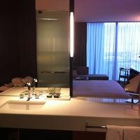 Photo taken at Crown Metropol Hotel by Faye L. on 8/17/2012