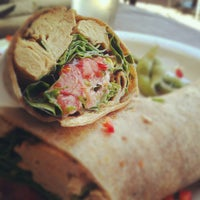 Photo taken at Native Foods by Greg B. on 8/13/2012