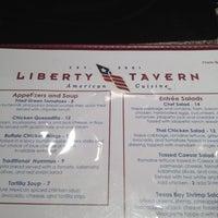 Photo taken at Liberty Tavern by Jason M. on 4/22/2012