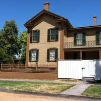 Photo taken at Lincoln Home National Historic Site by Cheri N. on 7/27/2012