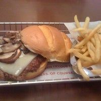 Photo taken at Smashburger by Karin on 5/11/2012