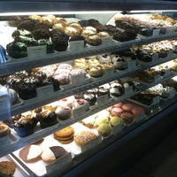 Photo taken at Crumbs Bake Shop by Michele W. on 2/26/2012