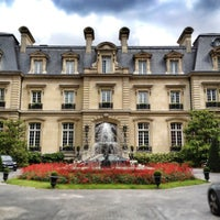 Photo taken at Saint James Paris by miss_yvonne on 6/13/2012