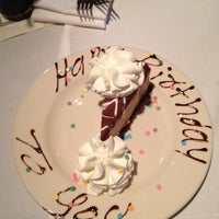 Photo taken at The Cheesecake Factory by Rebecca Q. on 2/25/2012