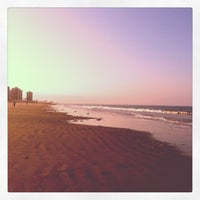 Photo taken at Beach Village at The Del by Alexis B. on 8/20/2012