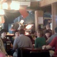 Photo taken at Serious Pie by Kat C. on 8/24/2012