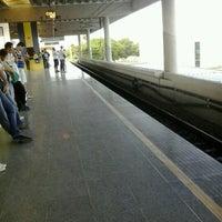 Photo taken at Terminal Integrado Aeroporto by Kiron d. on 6/27/2012