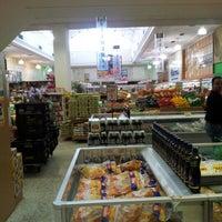 Photo taken at Villarreal Supermercados by Sergio P. on 8/18/2012