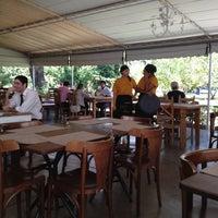 Photo taken at Vila Colonial Móveis e Restaurante by Jônatas R. on 6/19/2012