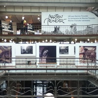 Photo taken at Belgian Comic Strip Center by Anastasia on 7/20/2012