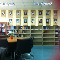 Photo taken at Faculty of Law Library by Cheriry on 7/5/2012
