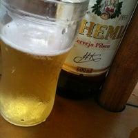 Photo taken at Rink Marowil Bar e Restaurante by Eduardo L. on 3/17/2012