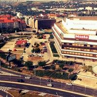 Photo taken at Corinthia Hotel Prague by Andrew B. on 8/23/2012