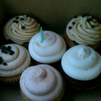 Photo taken at Frost Cupcake Factory by Tom P. on 7/17/2012