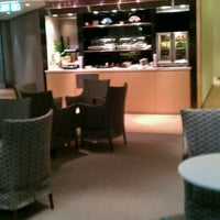 Photo taken at United Club by Brown J. on 6/30/2012