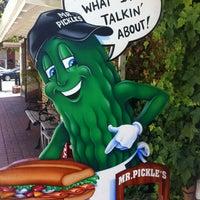 Photo taken at Mr. Pickle's Sandwich Shop by Tammeria L. on 5/19/2012