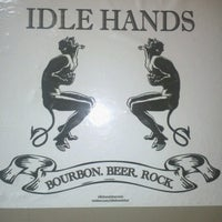 Photo taken at Idle Hands Bar by Carlos M. on 8/26/2012