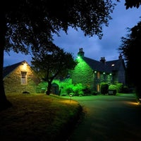 Photo taken at Craigatin House and Courtyard - Pitlochry B&B by Craigatin H. on 7/16/2012