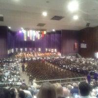 Photo taken at Alumni Hall by Elise M. on 6/20/2012