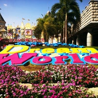 Photo taken at Dream World by June J. on 3/6/2012