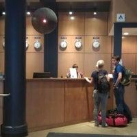 Photo taken at Hostelling International Chicago by Marjan V. on 9/8/2012