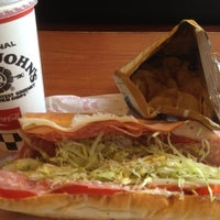 Photo taken at Jimmy John's by Dwayne C. on 3/30/2012