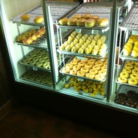 Photo taken at Great American Donut Shop by Dianna W. on 8/11/2012