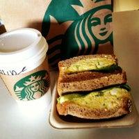 Photo taken at Starbucks by peter philipp w. on 5/3/2012
