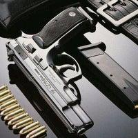 Photo taken at Perbakin Shooting Range by Adamthehack 0. on 9/11/2012