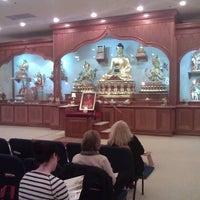 Photo taken at Kadampa Meditation Center Texas by Lukas K. on 3/10/2012
