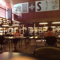 Photo taken at Biblioteca Museo Reina Sofía - Edificio Nouvel by Daniel P. on 8/31/2012