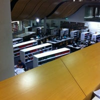Photo taken at Freehills Law Library by Colleen S. on 8/28/2012