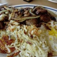 Photo taken at IHOP by Sarina G. on 6/1/2012