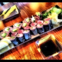Photo taken at Yama Sushi by Lisa P. on 3/1/2012