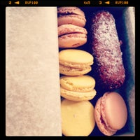 Photo taken at Trois Pommes Patisserie by Marilyn G. on 6/7/2012