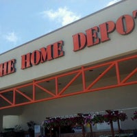 Photo taken at The Home Depot by Javier M. on 6/5/2012