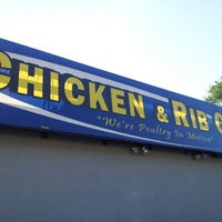 Photo taken at The Chicken & Rib Crib by J T. on 7/21/2012