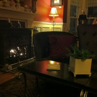Photo taken at The Hartstone Inn by banafsheh g. on 4/8/2012